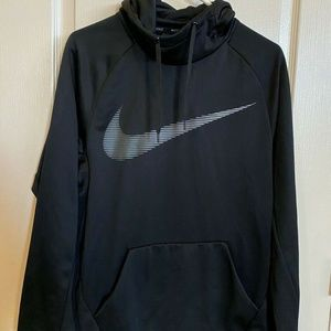 Men's Nike Black Training Hoodie - Size S